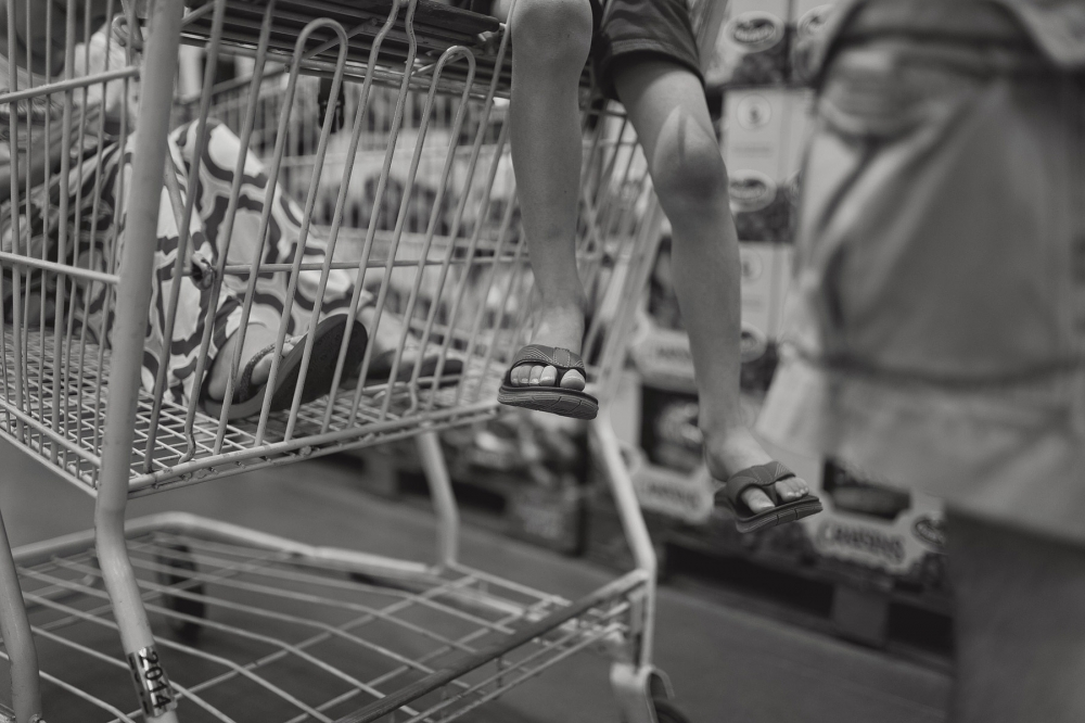 a day in the life | costco | everyday moments | maren miller photography