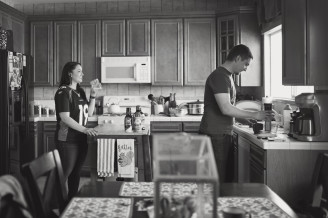 documentary storytelling photography | day in the life | maren miller photography | couples storytelling photography
