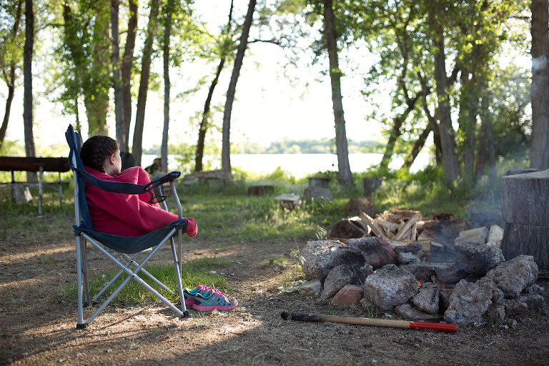camping | day in the life photography | maren miller photography
