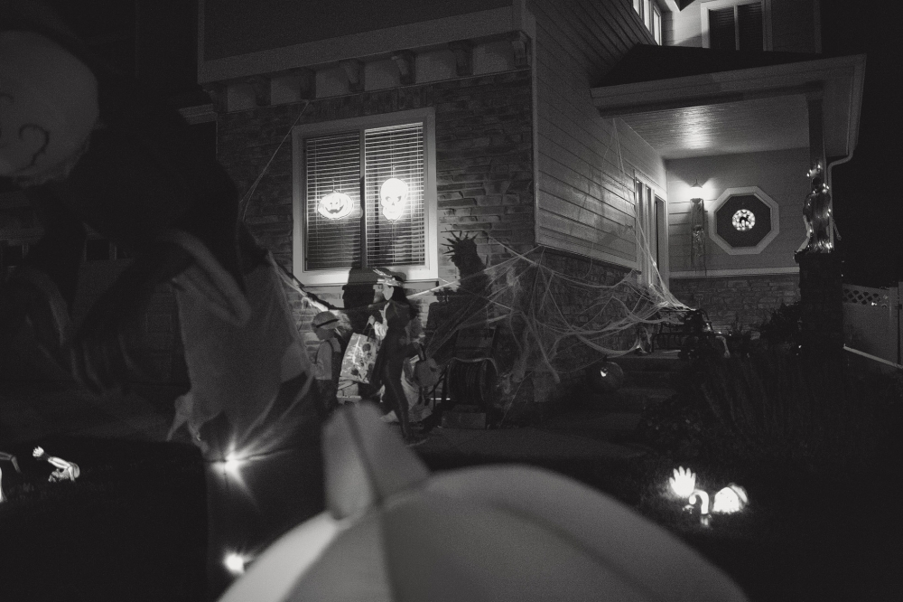 storytelling photography | Halloween | trick-or-treat | maren miller photography